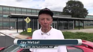 GM Tech Center Employee Car Show 2015