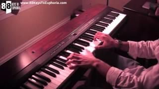 Humein Tumse Pyar Kitna (Kudrat) Piano Cover feat. Aakash Gandhi