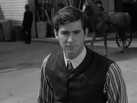 Young Anthony Perkins