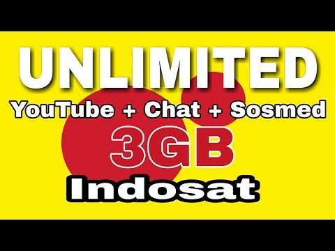 cara-mudah-daftar-paket-unlimited-youtube-indosat
