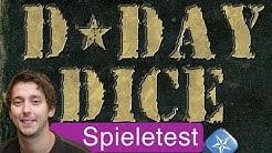 D-Day Dice (Spiel) / Anleitung & Rezension / SpieLama