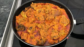 The Most Delicious Nigerian EGUSI SOUP