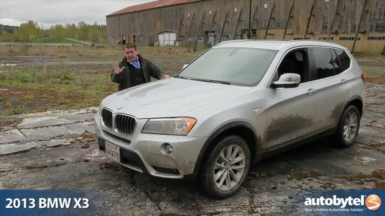 2013 Bmw X3 Xdrive28i Test Drive Luxury Crossover Suv Video Review