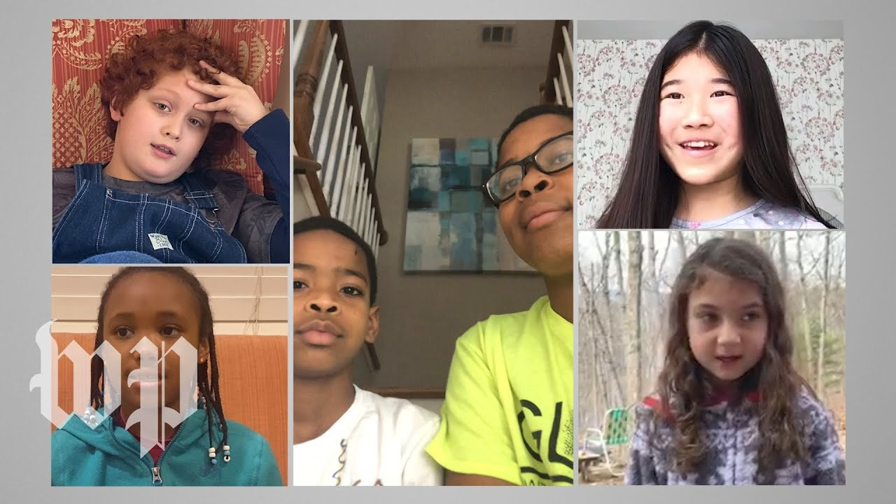 Being a kid stuck at home during covid-19 | Voices from the Pandemic