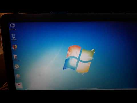Ноутбук HP не работают входы USB