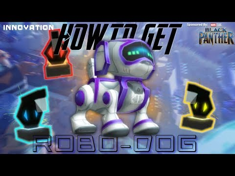[ELEMENT MINE LOCATIONS] How To Get The Robo-Dog | Miner's Haven | Innovation Event