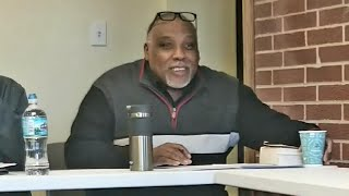 Pastor Gaddy Teaches Noon Bible Study | 3/05/2019