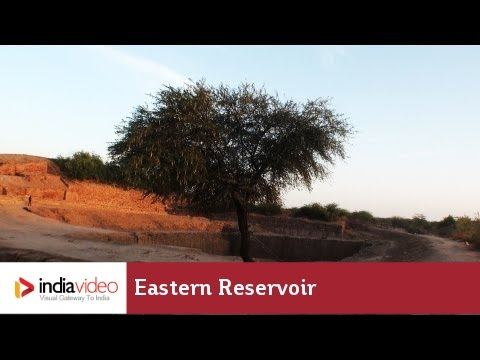 Eastern Reservoir, Dholavira - a Harappan city