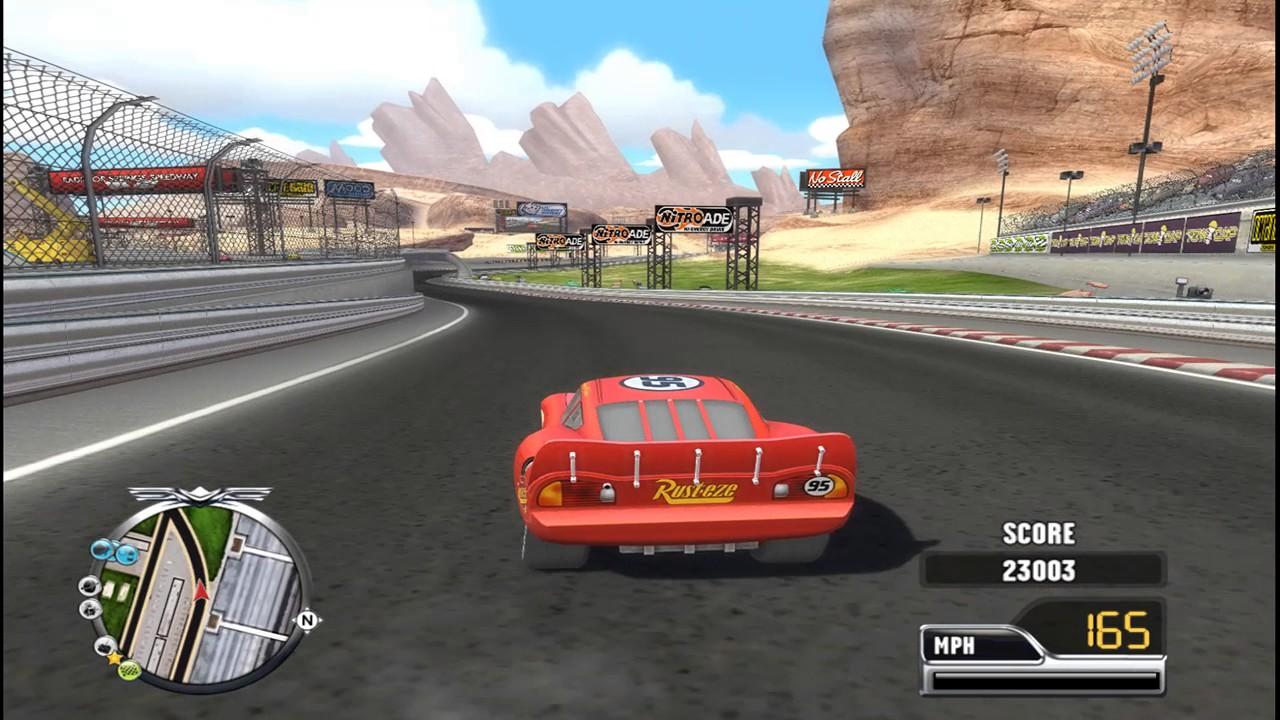 Disney S Cars Race O Rama Wii