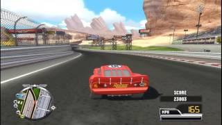 Cars Race O Rama Wii Gameplay