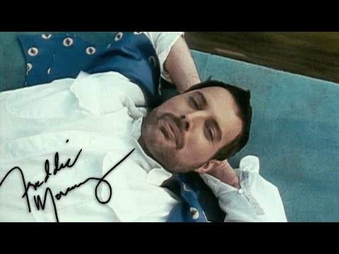 Freddie Mercury - In My Defence (Official Video Remastered)