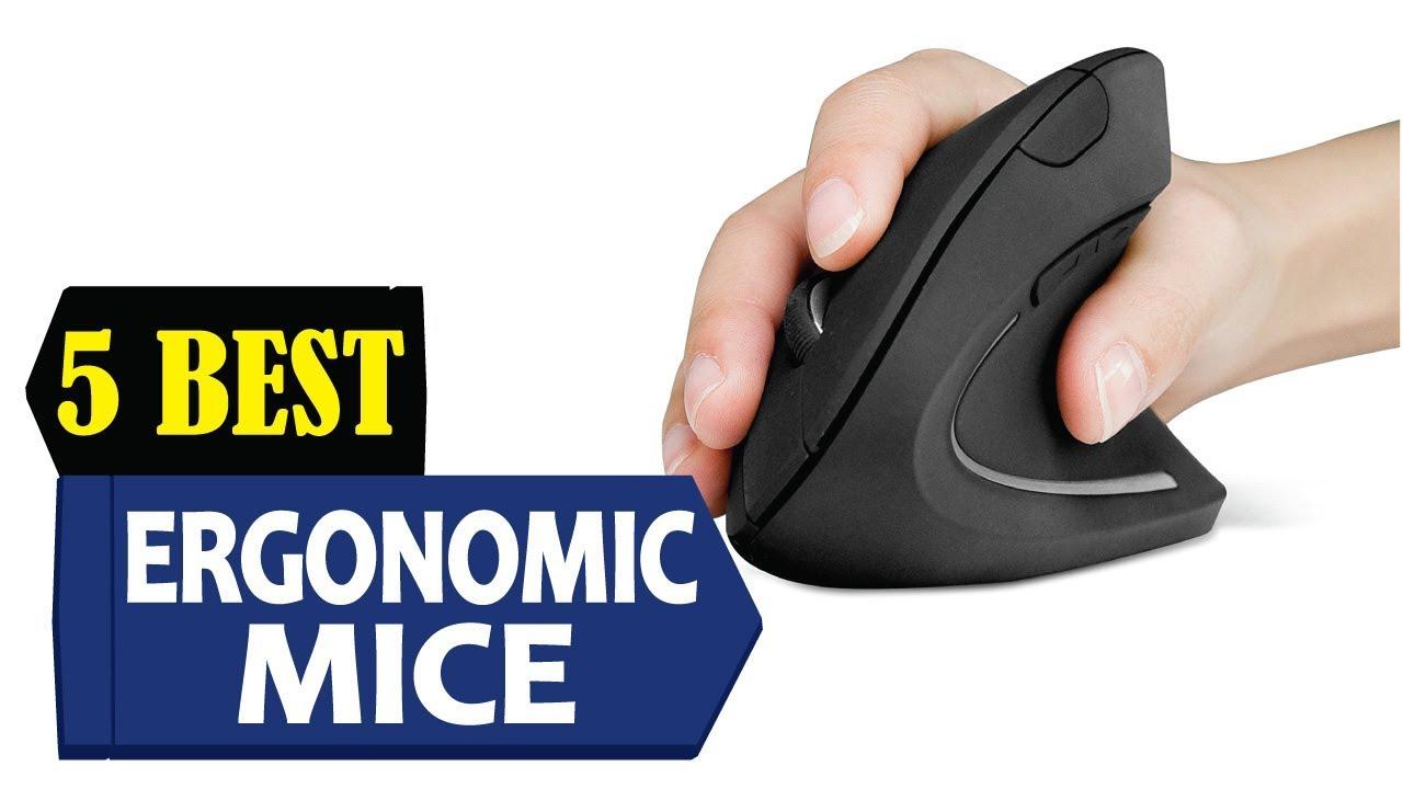 5 Best Ergonomic Mice 2018 Best Ergonomic Mice Reviews Top 5