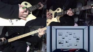 [弾いてみた]9mm Parabellum Bullet - ガラスの街のアリス[Guitar,Bass]
