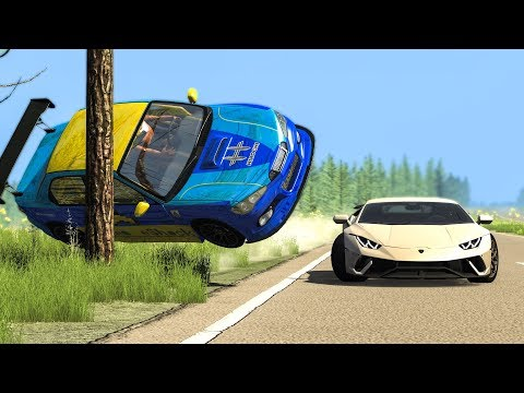 EXTREME CRASHES #149 - BeamNG Drive | CRASHdriven