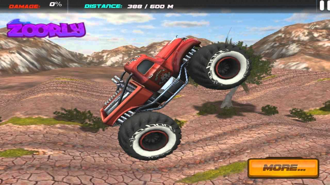 Truck Attack Unity Monster Truck Games Online Play Free Youtube