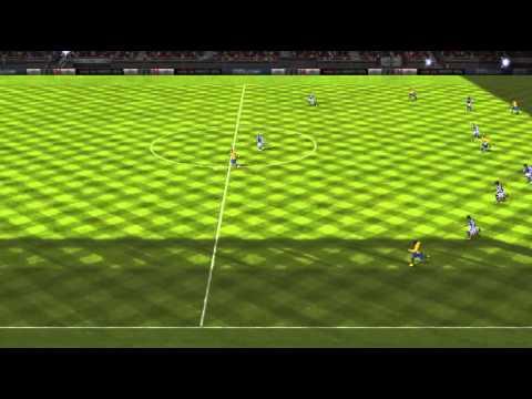 FIFA 14 Windows Phone 8 - A. Villa VS Arsenal