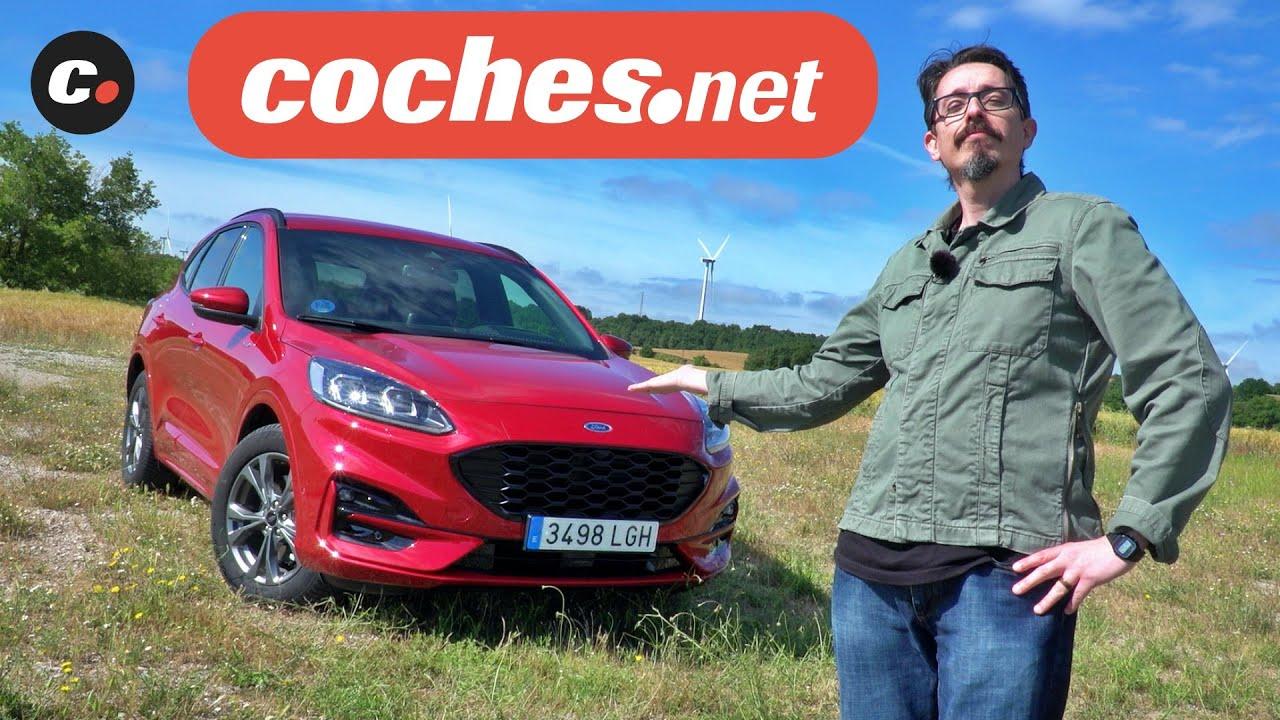 Ford Kuga 2020 Suv Prueba Hibrido Enchufable Phev Review En Espanol Coches Net Youtube