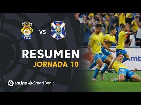 Las Palmas Tenerife Goals And Highlights