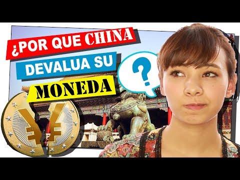 ¿Porque China devaluó su moneda? (el Yuan) 2015 Agosto - Septiembre
