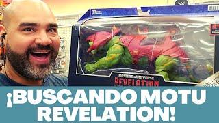 BUSCANDO MOTU REVELATION NETFLIX SON DIFICILES DE CONSEGUIR BATTLECAT HE MAN SKELETOR RAUL EL PELON