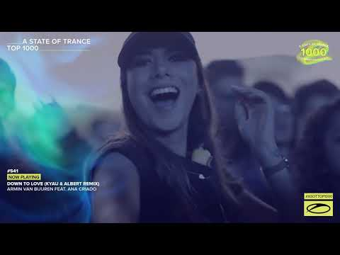 A State Of Trance TOP 1000 [541-495] (Part 12) #ASOTTOP1000