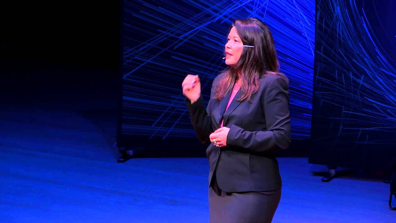 Why playing video games can lead girls to success | Nanea Reeves | TEDxOrangeCoast