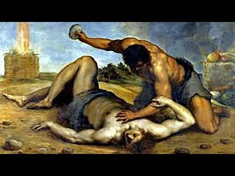 Bible Series V: Cain and Abel: The Hostile Brothers