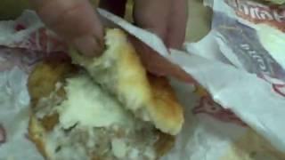 Hardee's Tendor Porklion Gravy Biscuit What A Scam