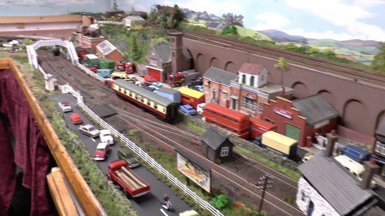 Dave`s Model Railway   Big Changes   2018