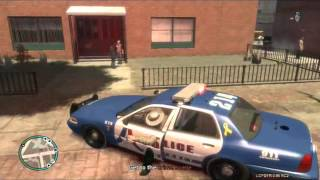 LCPDFR 0.95 RC2 Patrolling with my favorite police car and officer skin