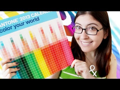 The History of Pantone Color