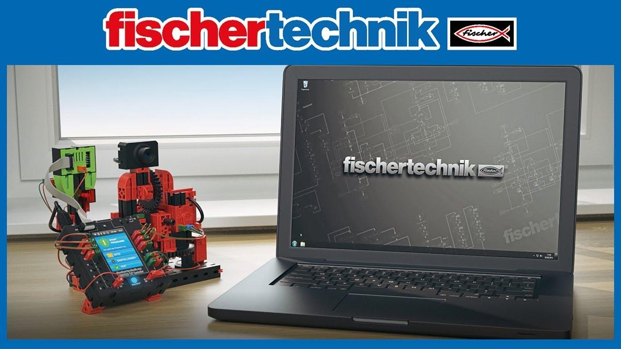 Fischertechnik ROBOTICS TXT Smart Home
