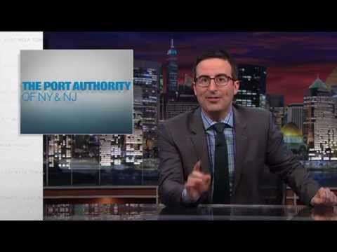 New York's Port Authority: Last Week Tonight with John Oliver (HBO)