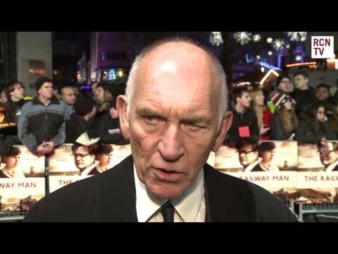 The Railway Man Premiere - The True Story of Eric Lomax