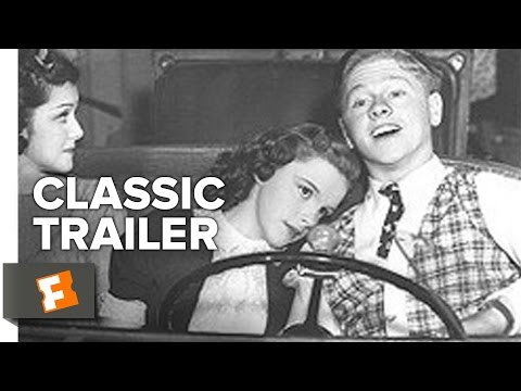 Love Finds Andy Hardy (1938) Official Trailer - Mickey Rooney, Judy Garland Movie HD