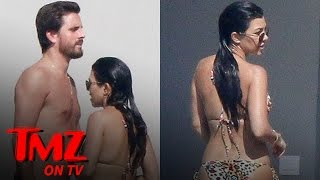 Kourtney Kardashian and Scott Disick Together Again | TMZ TV