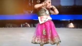 Indian Cute Baby Girl Dance