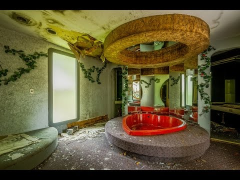 ABANDONED honeymoon resort (Penn Hills)