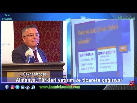 ŞİRKETİMİ ALMANYA'YA TAŞIYABİLİR MİYİM? (Yeminli Mali Müşavir Cevdet Koçaş anlattı)