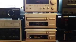 YAMAHA RX E100 ,CDX E100 , KX E100