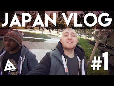 JAPAN Vlog #1 - Tokyo, Roppongi & Shibuya | Sunday Vlog