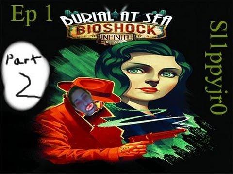 Bioshock Infinite: Burial at Sea Episode 1 Part 2 - BEAT DLC |