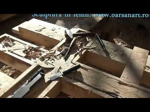 Sculptura in lemn