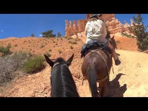 Bryce Canyon Horse Ride