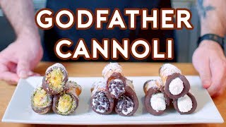 Download Binging with Babish: Cannoli from The Godfather Mp3 and Videos