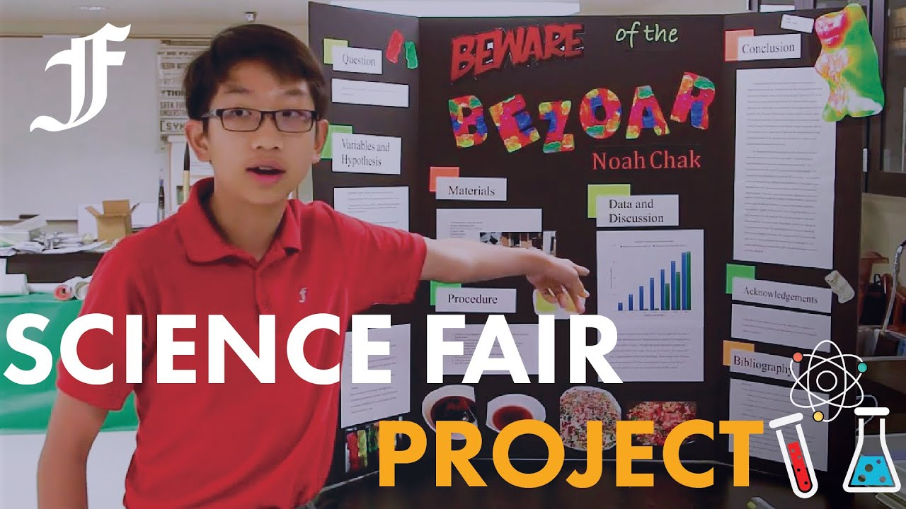 2016 Junior High Science Fair Projects (Fairmont Private
