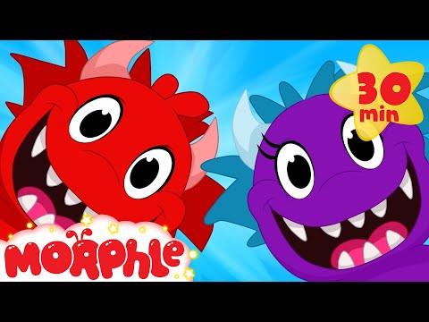 My Pet Monster Makes a Friend - Monster, Dinosaur, Shark, animations for kids