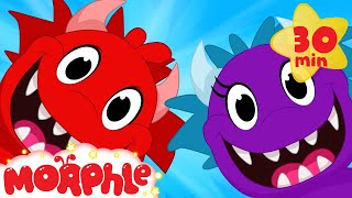My Pet Monster Makes a Friend - Monster, Dinosaur, Shark, animations for kids
