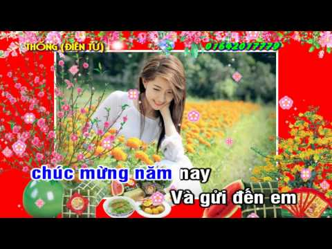 [Karaoke nhạc sống] Cảm Ơn - Nguyễn Tranh