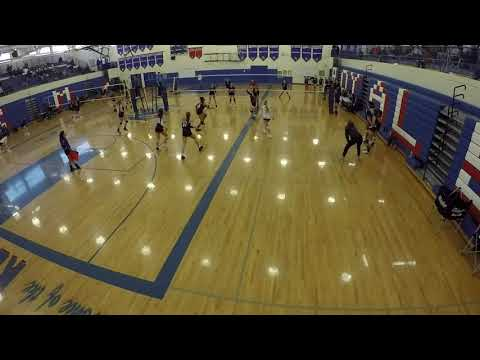 Capri Horstmann - Class of 2018 Left Side Highlights